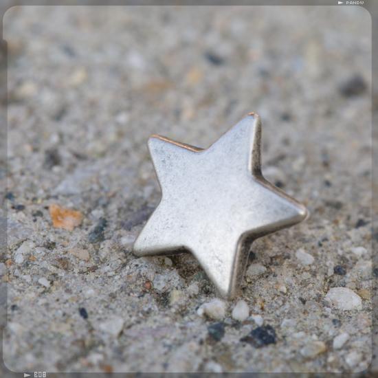 bouton étoile