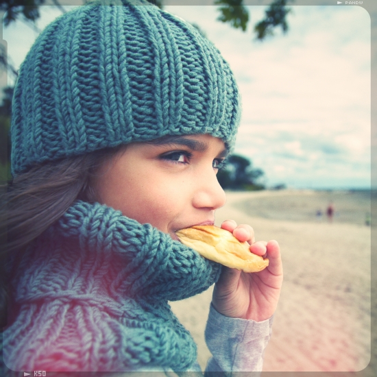 d1f3de2da4e2b Kits à tricoter pour enfants, bonnet et snood à tricoter facile