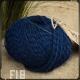 Fil 18 jean brut coton et lin