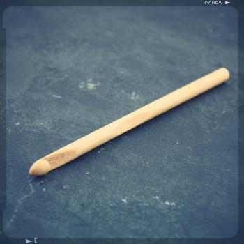 crochet en bambou C10