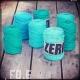fil zéro turquoise
