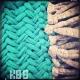 tuto tapis au tricot
