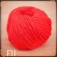 F11 coton coquelicot