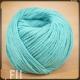 F11 coton turquoise