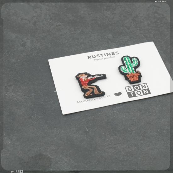 cowboy & cactus