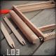 Métier à tisser bois, vue d'ensemble