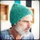 bonnet facile à tricoter