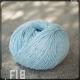 Fil 18 coton et lin blue sky