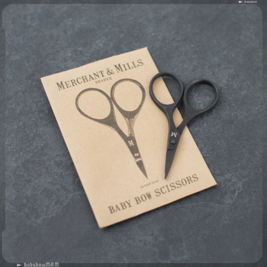 baby ciseaux Merchant & Mills