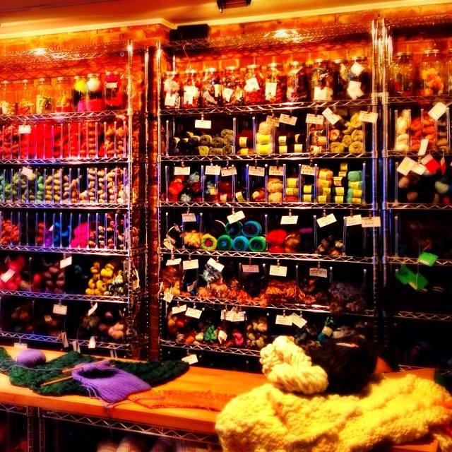 paradis des laines