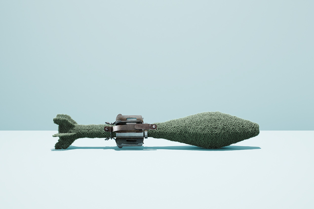 knitted weapons 3