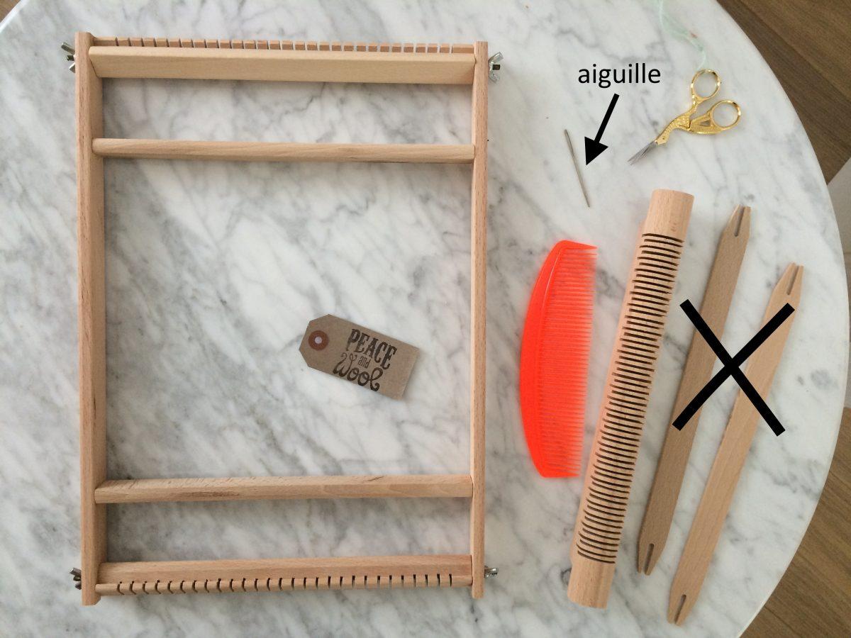 tu sais tisser ou tisser pas le guide du tissage sans souci peace and wool le blog. Black Bedroom Furniture Sets. Home Design Ideas