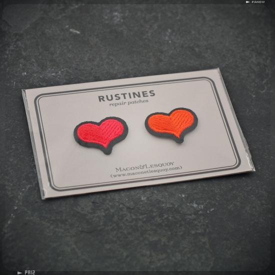 rustines-coeur-fluo