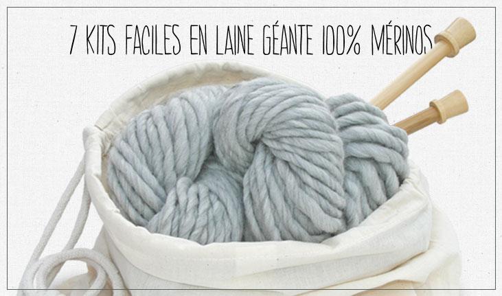 selection 7 modèles tricot faciles