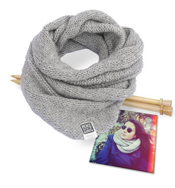 7 Snoods Faciles à Faire Peace And Wool
